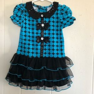 Young Hearts Girls Dress Sz 3T